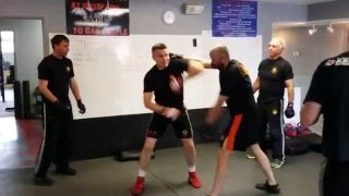 Brad Age 63 Big Dog Krav Maga