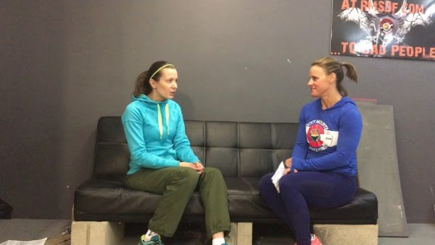 RMSDF Mountain Crossfit Marketa Interview