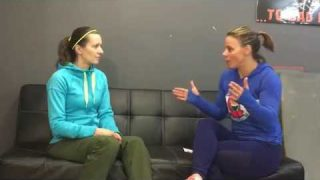 Mountain CrossFit Jenny & Marketa Talk Crossfit In Castle Rock Colorado