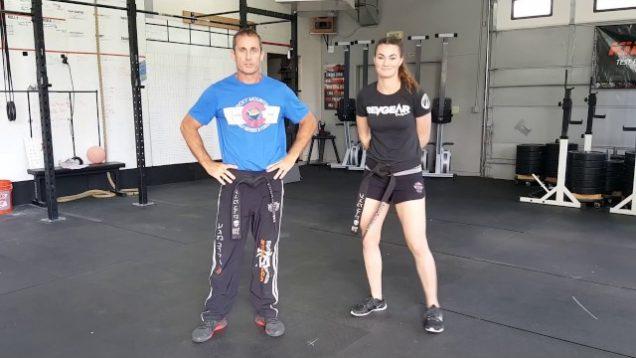 Krav Maga 360 Defenses #rmsdf Self Defense