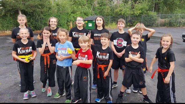 Kids Krav Maga Q & A John Hallett #RMSDF Castle Rock