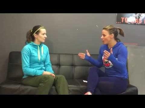 Mountain CrossFit Jenny & Marketa Talk Crossfit In Castle Rock Colorado