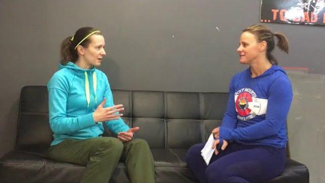 Mountain CrossFit Jenny & Marketa Talk Clips 1